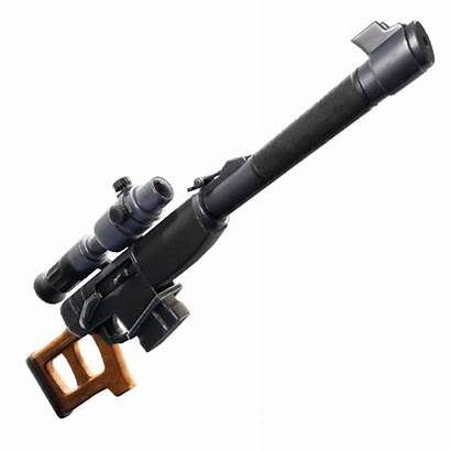 Sniper Rifle Automatic Fortnite Update Weapons Semi