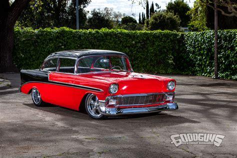 1956 Chevrolet Bel Air Flawless  Goodguys Hot News