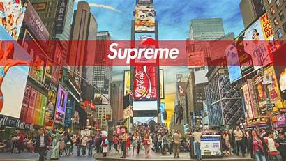 Supreme Wallpapers Nyc Desktop Pc Iphone Device