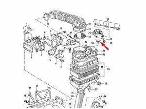 Jetta Mk2 Genuine Vw Fuel Metering Distributor Valve O