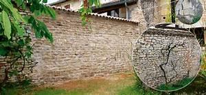 Construire Un Mur En Pierre : tutoriel comment remonter un mur de pierre ~ Melissatoandfro.com Idées de Décoration