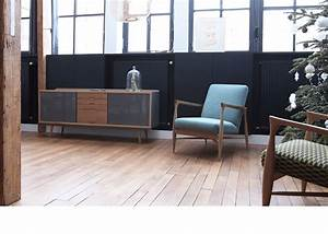 Meuble Style Scandinave : enfilade design enfilade red edition red edition ~ Teatrodelosmanantiales.com Idées de Décoration