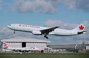 Air Canada - is the flag carrier and largest airline of ...