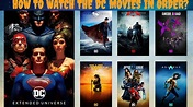 How to watch the DC movies in order? Check Out A List Of ...
