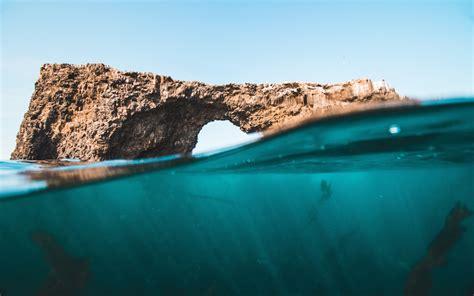 Channel Islands Rocks 4k Wallpapers Hd Wallpapers Id
