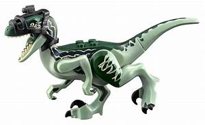 LEGO Jurassic World Raptor Rampage 75917 Building Kit ...