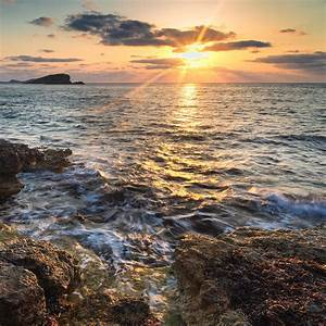 Beautiful Ibiza Coastal Sunrise Landscape Photograph by ...