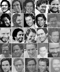 "Ted Bundy collage, ""Smile""   theodorerobertcowellnelsonbundy"