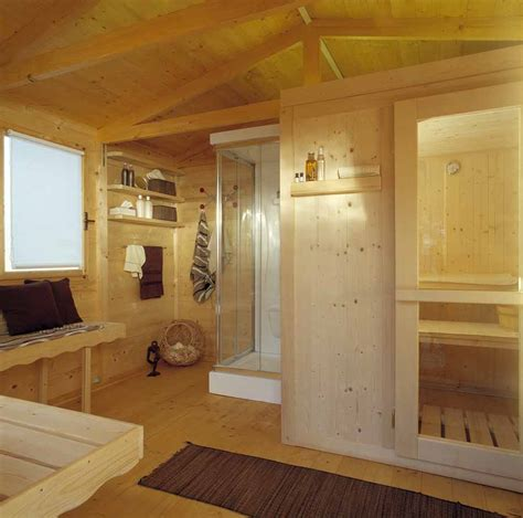 Sauna In Casa by Sauna Finlandese E Sauna Con Bagno Turco Hammam