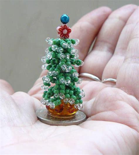 cute christmas gift ideas bead a mini christmas tree