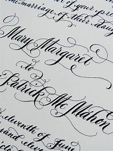 #wedding #Calligraphy | Beautiful Words-Pretty Letters ...