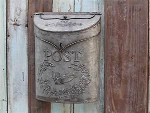 Briefkasten Shabby Chic : briefkasten antik storeamore ~ Michelbontemps.com Haus und Dekorationen