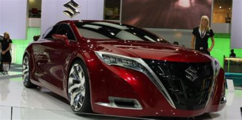 Suzuki Kizashi Concept Frankfurt Motor Show