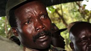 Joseph Kony, the leader of the Lord