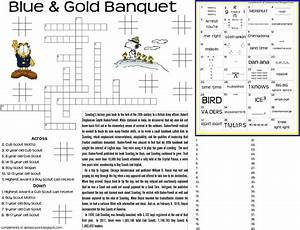 blue gold puzzle placemat 85x11 high qualityjpg 3221 With cub scout blue and gold program template