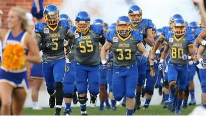 Jackrabbits Dakota South State Football University Fcs