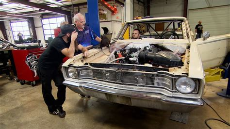 Hellcat Problems by Hellcat Engine Problems Fast N Loud