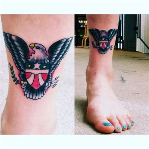 bald eagle tattoo ideas october