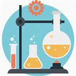 Chemistry Experiment Icon Lab Chemical Equipment Research