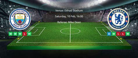 Manchester City vs. Chelsea - Premier League Preview and ...