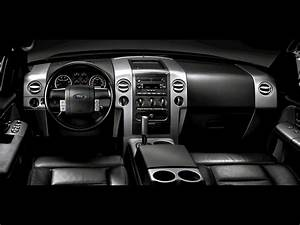 2007 Ford F-150 Fx4 - Dashboard