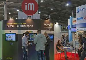 Aura HD Satellite Digital Equipment Booth Editorial ...