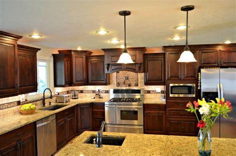 kitchen backsplash designs pictures wood stainless steel appliances medium countertop 5029