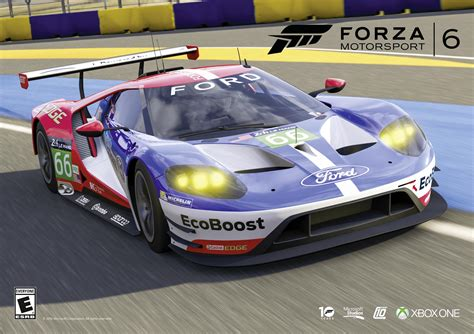 Grab Ford Gt Le Mans In Forza Motorsport 6 Free