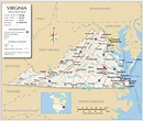 Richmond Va On Us Map   Global Map