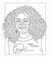 Forbes Coloring Billionaires sketch template