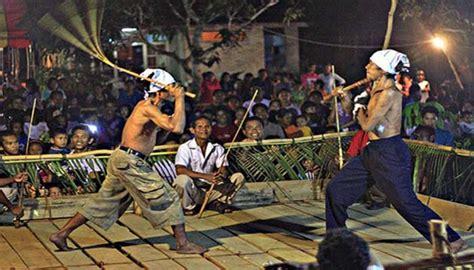 beripat beregong kesenian tradisional  bangka