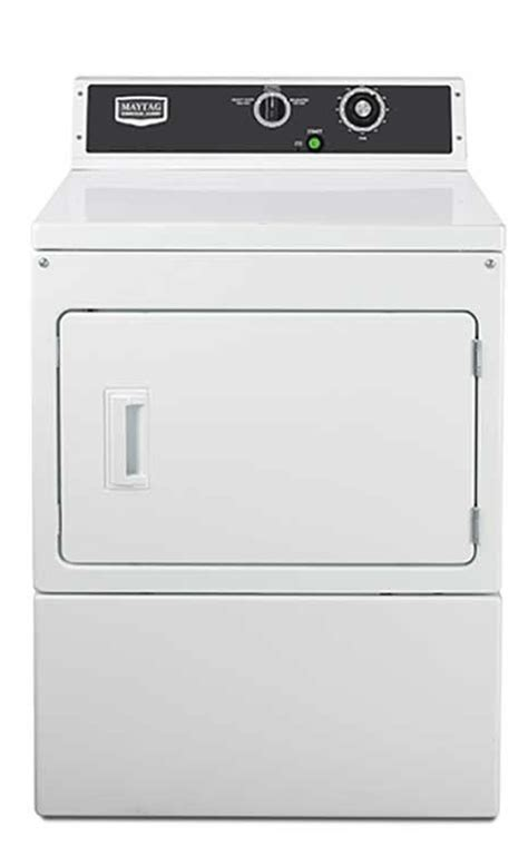 Maytag Mdemnagw Commercial Super Capacity Electric Dryer