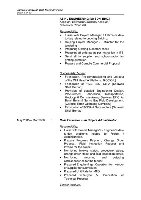 How To Compile A Resume by Resume Jamilatul Adawiah Rev 6