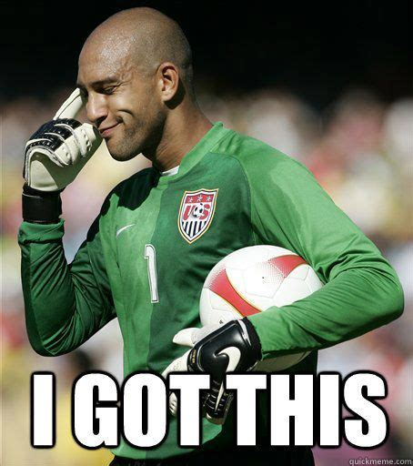 Tim Howard Memes - tim howard keepin it cool goalkeeper for english club everton and the united states national