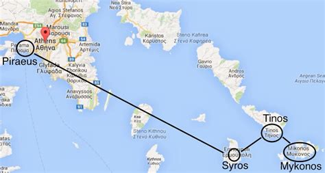Boat From Athens To Mykonos by Ferries From Athens To Mykonos And Return Greece Autos Post