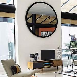 Maison Du Monde Miroir : miroir noir maison du monde id es de d coration int rieure french decor ~ Teatrodelosmanantiales.com Idées de Décoration
