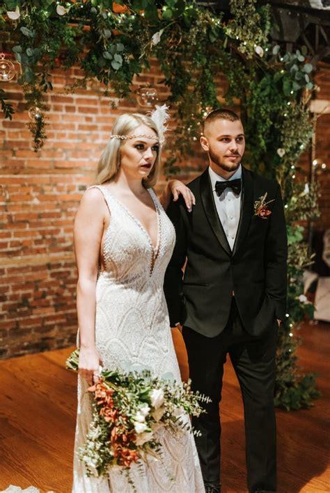 Great Gatsby Themed Wedding POPSUGAR Love &Photo 41