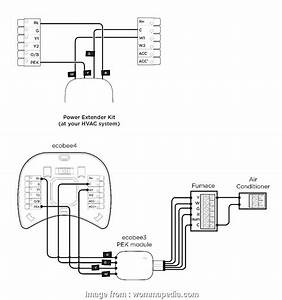Nest Wiring Diagram  Conditioner Nice Nest Thermostat