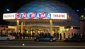 The current state of Cinerama presentation in the U S