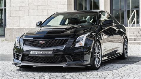 geiger cars infuses cadillac ats v coupe with more attitude