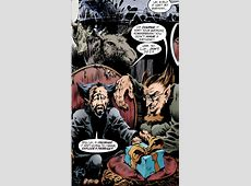 Sandman 2 – Cain and Able – Comic POW!