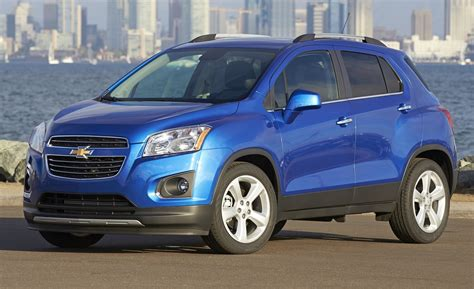 Trax Picture by 2016 Chevrolet Trax Overview Cargurus