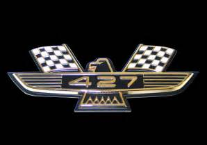 Vintage Ford Mustang Emblems