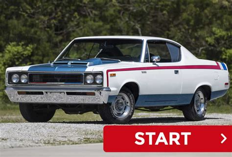 odd and rare muscle cars the grizzled