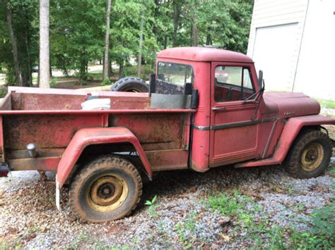 1962 willys jeep pickup 1962 willy 39 s jeep pickup
