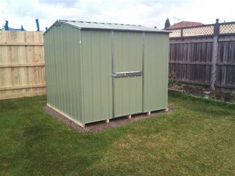 Colorbond Garden Sheds by Gable Roof Garden Sheds Zinc Or Colorbond Various Sizes