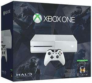 Xbox One Special Edition Halo: The Master Chief Collection ...
