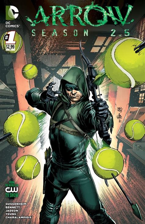 Covers For 'arrow Season 25' And 'the Flash Season Zero