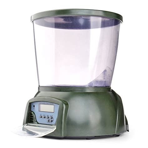 automatic fish feeder the 5 best automatic fish feeders product reviews and