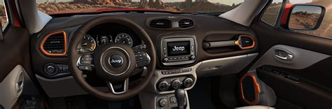 jeep crossover interior 2015 jeep renegade limited review